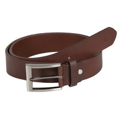 Titan Black Leather Belt For Men-TB150LM1BRS
