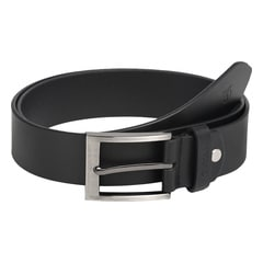 Titan Black Leather Belt For Men-TB150LM2BKL