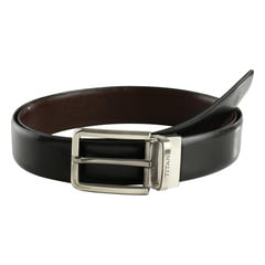 Belt Leather Rev Blk Tan TB163LM1R2L