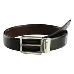 Titan Tan Leather Reversible Belt-TB163LM1R2X