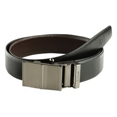 Titan Black-Brown Leather Belt For Men-TB171LM1R2L