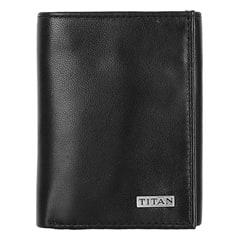 Titan Wallet for Men TW158LM2BK
