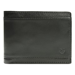 Titan Black Wallet for Men
