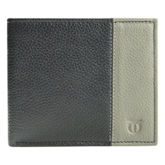 Titan Leather Blue Wallets for Men-TW174LM1BU