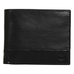 Titan Leather Black Wallets for Men-TW182LM1BK