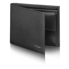 Titan Radar - Bluetooth Enabled Leather Wallet