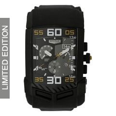 Titan Black Dial Chronograp Watches for Men
