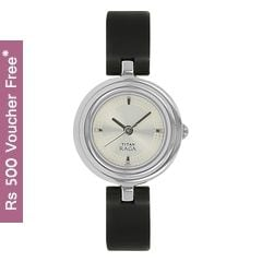 Titan Analog Female Raga watch 2498SL01