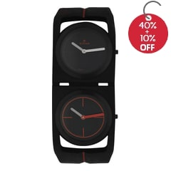 Titan Edge Black Dials Analog Watch for Men-1653NP02