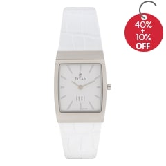 Titan Edge Analog Watch For Women-2514SL01