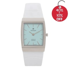 Titan Edge Analog Watch For Women-2514SL02