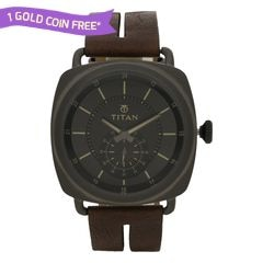 Titan Road Trip Analog Watch For Men-90027QL01J