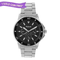 Titan Black Dial Analog Watch For Men-90040KM01J