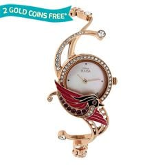 Titan Mother Of Pearl Dial Analog Watch for Women