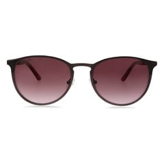 Fastrack Travellers Dark Purple Full Rim Trendy UV Protected Sunglasses for Men