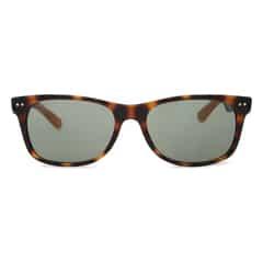 Titan Eye Plus Glares Polycarbonate Plastic Demi Brown/Orange Sunglasses for Women-G175PLFLCC