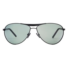 Fastrack Grey And Black Sunglass For Unisex-M062GR2