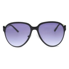 Black Fastrack Pilots Sunglasses for Women M146BK1F