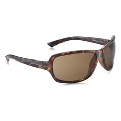 Fastrack Brown Sporty Wraps Sunglass For Men-P321GR3