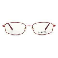 Titan Eyeplus Full Rim Rectangle Frame for Women