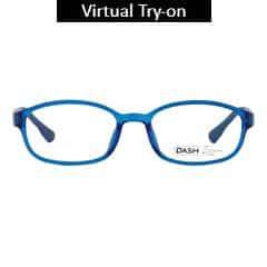 Titan Eye Plus Full Rim Rectangle Frames for Kids-D1137A1A1