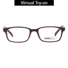 Titan Eye Plus Full Rim Rectangle Frames for Kids-D1139A1A1