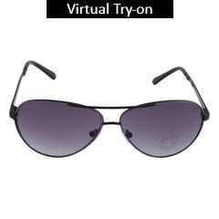 Fastrack Blue Sunglass For Men-M137BU3