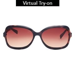 Fastrack Brown Unisex Sunglasses-P183BR1F