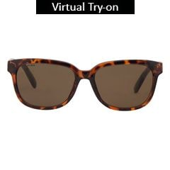 Fastrack Brown Trendy Sunglass For Women-P286BR2F