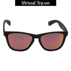 Titan Eye Plus Polaroid INJECTED/PROPION. BLACK Sunglass for Men-SPD0480AA