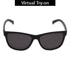 Titan Eye Plus Polaroid ACETATE BKGRYRBBR Sunglass for Men-SPD0491AA