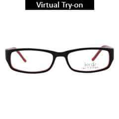 Titan Eye Plus Full Rim Rectangle Frames for Unisex-TR1023C1A1