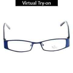 Titan Eye Plus Full Rim Rectangle Frames for Unisex-Y1032A1A1