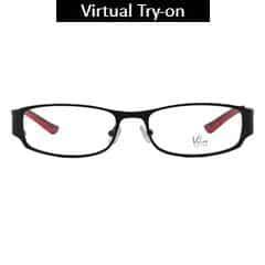 Titan Eye Plus Full Rim Rectangle Frames for Unisex-Y1064A1A1