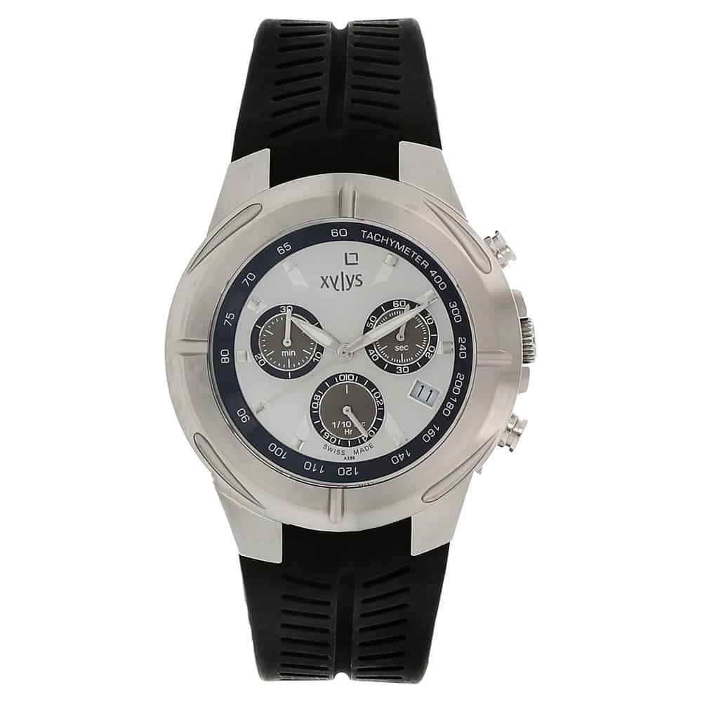 xylys silver chrono sports id ne9250sp01 buy