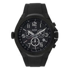 Xylys Black Dial Chronograph Watch for Men-40004NP01