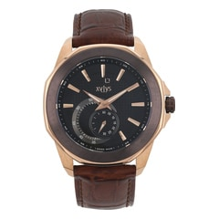 Xylys Black Dial Watches for Men