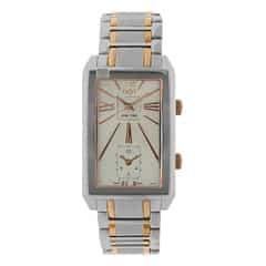 Xylys Silver White Analog Fashion - 40010KM01