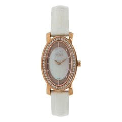Xylys Mother of Pearl Analog Fashion - 9728WL03