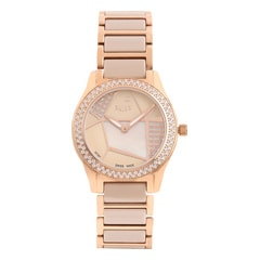 Xylys MOP Dial Analog Watch for Women-9766WD02