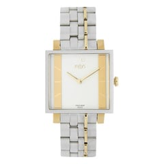 Xylys Champagne Dial Analog Watch for Men-NE9102BM01