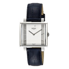 Xylys Silver Dial Analog Watch For Men-NE9102SL01
