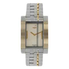 Xylys Fashion White Dial Analog Watch For Men-NE9103BM01