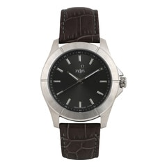 Xylys Sports Black Dial Analog Watch For Men-NE9457SL01