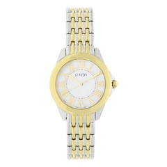 Xylys MOP Dial Analog Watch for Women-NE95002BM01