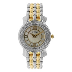 Xylys Champagne Dial Analog Watch for Women-NE9764BM01