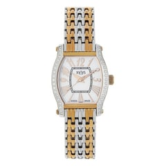 Xylys MOP Dial Analog Watch for Women-NE9879KM01
