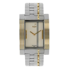 Xylys Silver Dial Analog Watch for Men