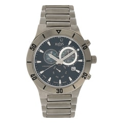 Xylys Black Dial Analog Watches for Men