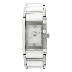 Xylys White Dial Analog Watch for Women